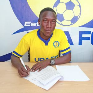 Confirmed: Kagimu Shafik signs contract extension.