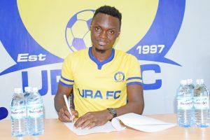 Ssemazzi John completes move to URA FC