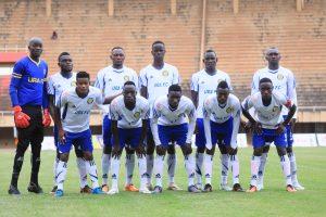 URA FC 2019/20 SQUAD NUMBERS