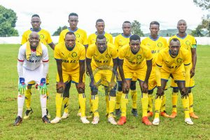 URA's 2019/20 StarTimes Uganda Premier League second round fixtures.