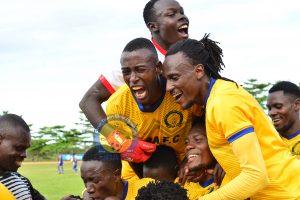 Match Report: URA 2-1 KCCA