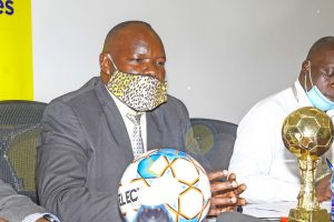 Henry Mayeku officially unveiled