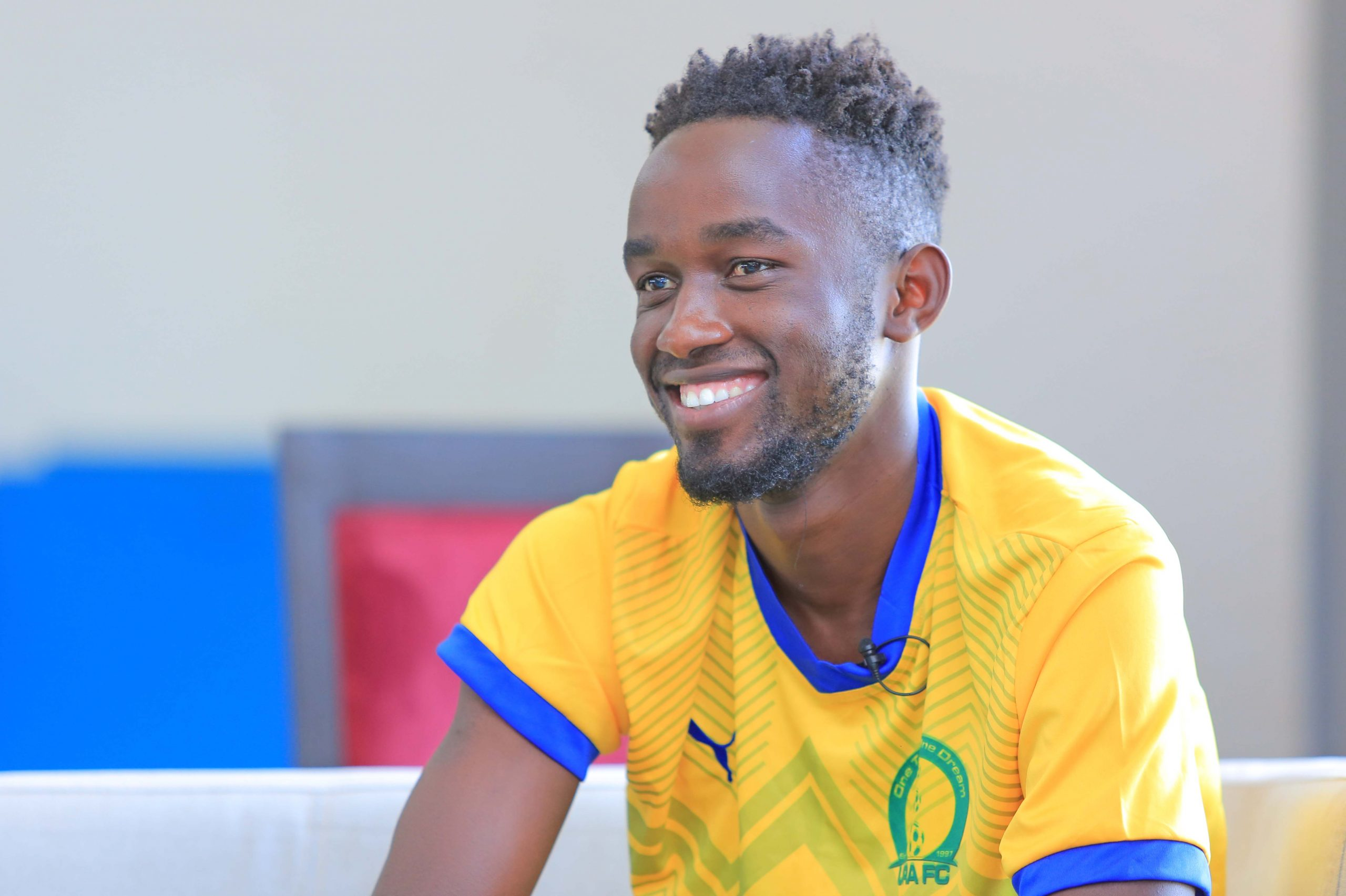 Brian Nkuubi completes URA move