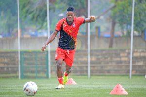 Two URA FC players named in the final Uganda Cranes squad.