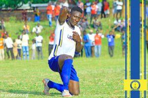 Rwothomio hits hat-trick in URA away victory over MYDA