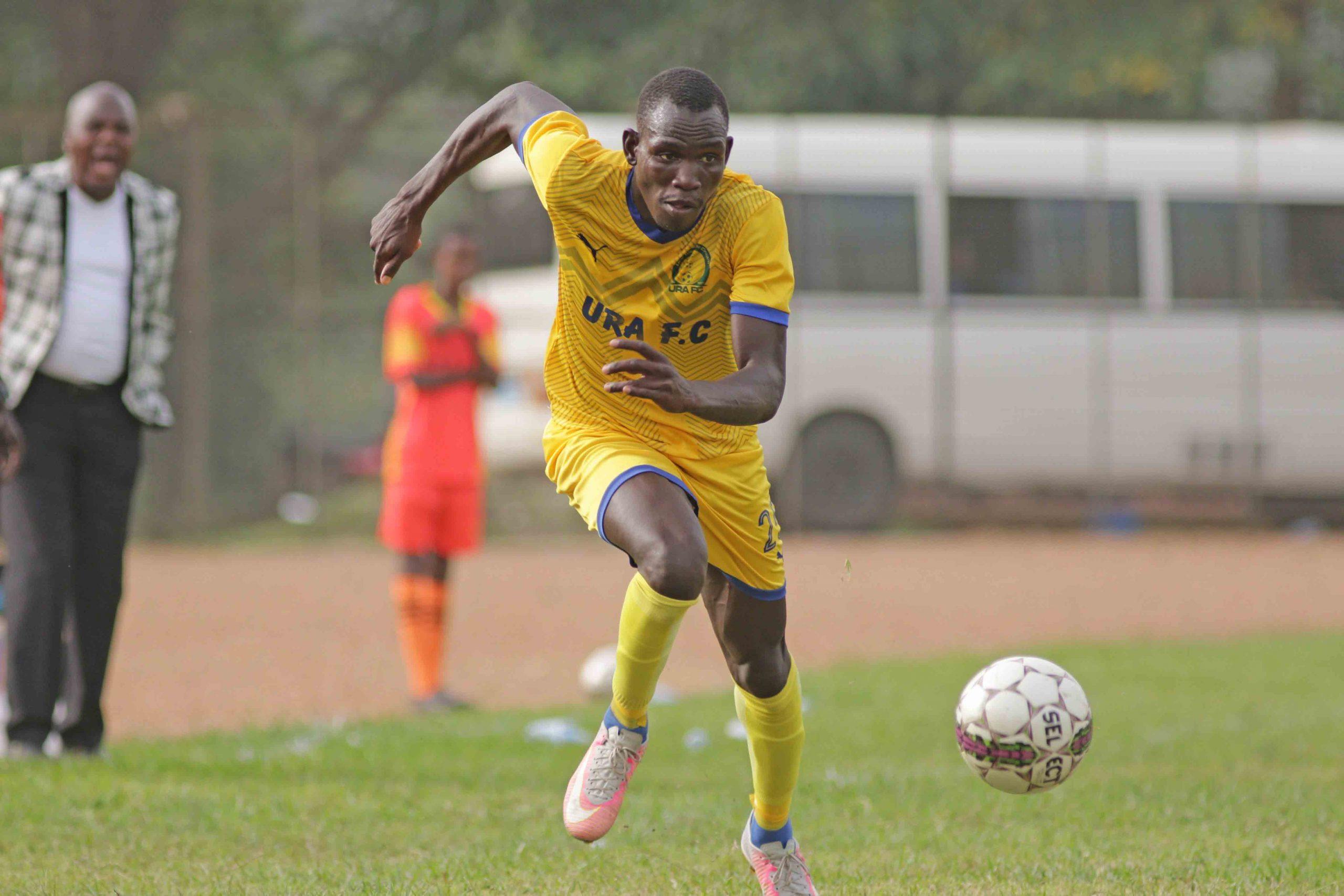 MATCH REPORT: URA FC 0 WAKISO GIANTS 0