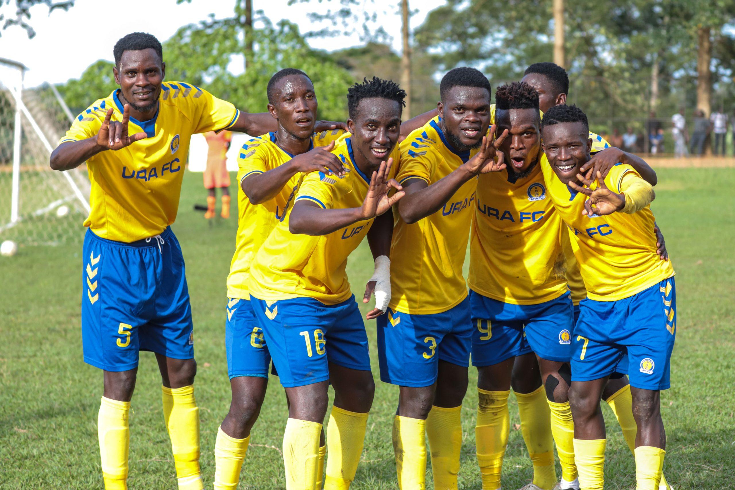 Match Review: URA FC vs KCCA FC
