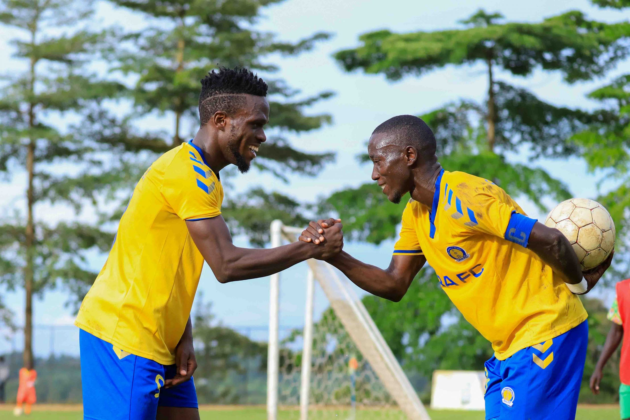 Match Report: URA FC 3 ONDUPARAKA 1