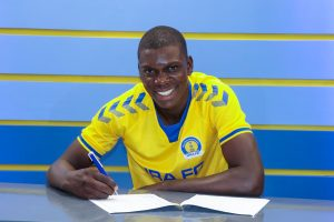 Baligeya signs for URA FC