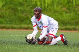 James Alitho Returns To URA FC