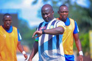 Assistant Coaches Lutalo, Nsumba depart URA.