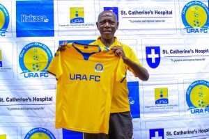 Timbe Confirmed URA FC Team Manager