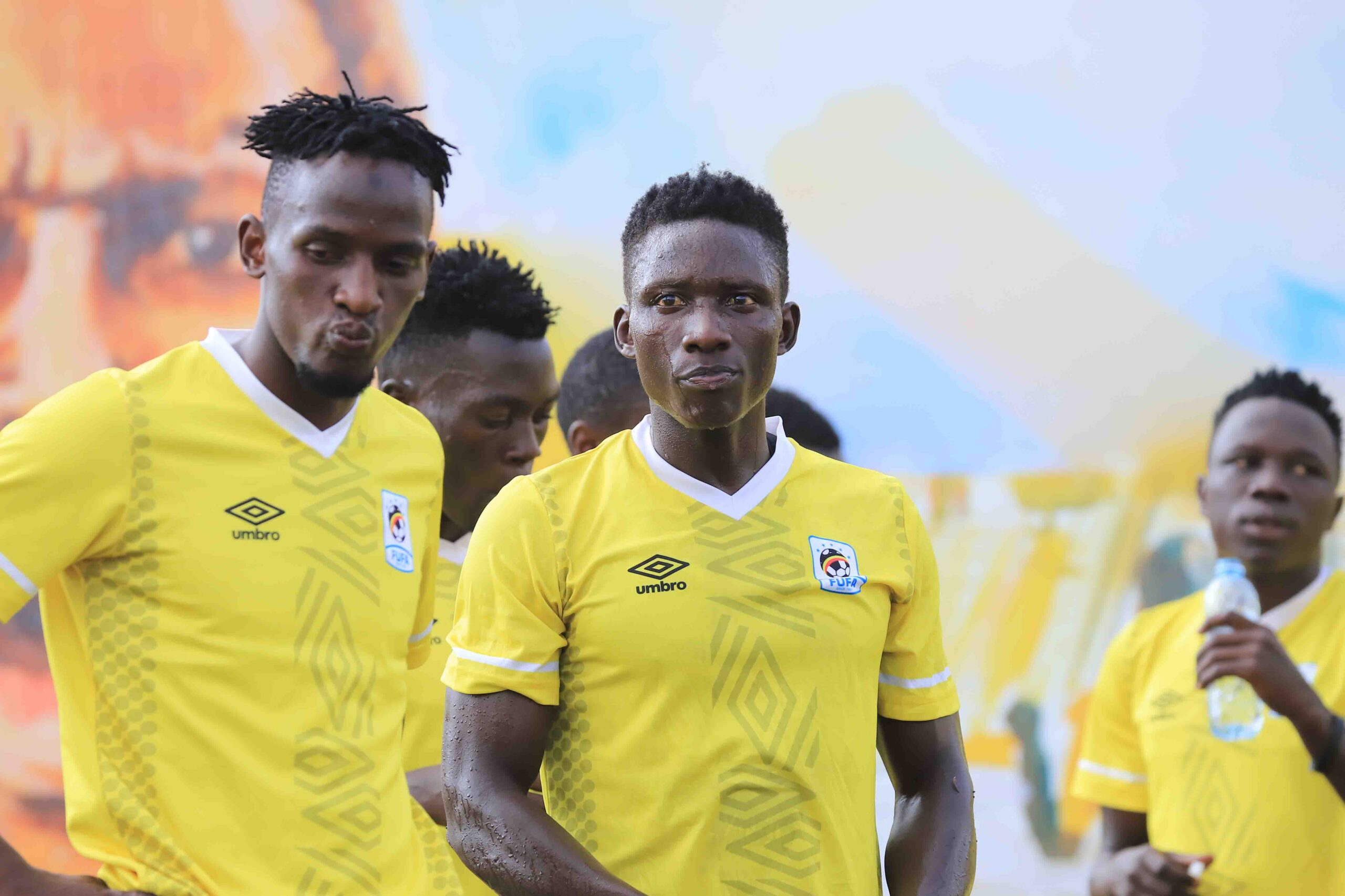 5 Taxmen make final Cranes squad face Rwanda
