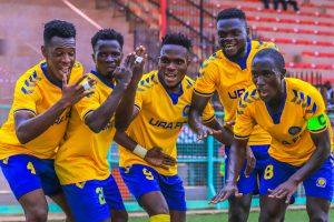 Match Report: URA FC 2 Ethiopian Coffee 1